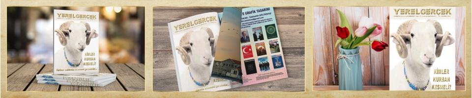 YEREL GERÇEK DERGİSİ'NİN 73. SAYISI YAYINLANDI