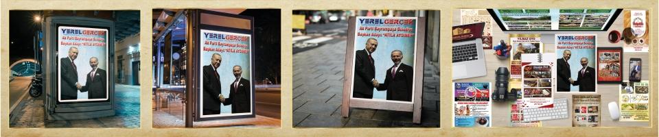 YEREL GERÇEK DERGİSİ 44. sayımız yayınlandı